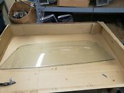 1971 Dodge Challenger Clear Back Glass Used Oem 70 71 72 Rear Window E-body 71