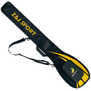 Zj Sport High Quality New Outrigger Canoe Paddle Bagfree Shipping