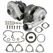 For Ford F-250 Super Duty Stigan Turbo Turbocharger W/ Victor Reinz Gaskets Csw