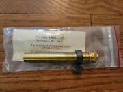 Belding And Mull B And M Visible Powder Measure Charge Tube