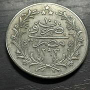 Super Rare Large Silver Coins Old Coins French India Weight 24.10 Grams