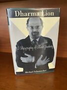Dharma Lion A Biography Of Allen Ginsberg By Michael Schumacher 1st Edition