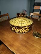 Sr Products Inc. Ft. Collins, Co Drink Coca-cola Hanging Style Light