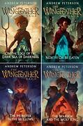 The Wingfeather Saga Book Set Of 4 By Andrew Peterson Dark Sea Of Darkness