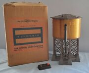 Vintage Lionel No.30 Operating Water Tower No.96c Switch Trigger And Ob