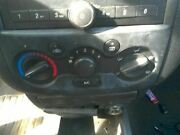Temperature Control With Ac Fits 04-11 Swift 83868