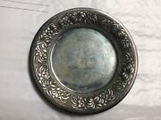 Suhai Sterling Silver Chinese 5 Plate 1 Of 550. Unicorn 101 Grams Miniature