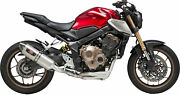 Yoshimura 12651aj520 R-77 Race Series Exhaust System Stainless/stainless/carbon