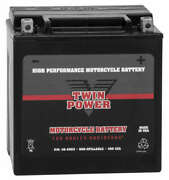 High Perf. Factory Activated Agm Battery Yix30l Polaris Sportsman 700 2002-2007