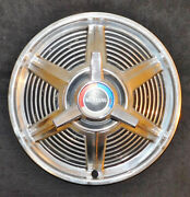 1964 1/2 1965 Mustang Fastback Coupe Convertible 14 Spinner Hub Cap Wheel Cover