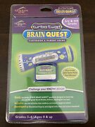 Quantum Leap Turbo Twist Brain Quest Cartridge And Parent Guide 3rd And 4th Grade