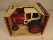 Ertl Toys Ih International 1466 Turbo Tractor W/ Cab And Duals 1/16 403 Diecast