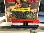 🚅 Lionel 6-9301 Us Mail Operating Boxcar - Without Mailbag  👍 Y181
