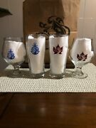 Tree House Brewing Willi And Tulip Beer Glasses Cape Cod And Western Mass Rare