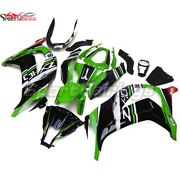 Abs Fairings Kit For Zx-10r 2011 2012 2013 2014 2015 Zx10r Green Red White Black