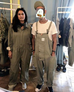 American Casual Jumpsuit Pants Menand039s Workwear Trousers Ami Workers Work Clothes