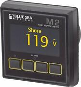 Blue Sea Systems M2 Oled Ac Voltage Meter
