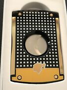 S.t. Dupont Maxijet Cigar Cutter Cohiba Limited Edition 003510 Brand New