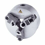 Tos 16 Inch 3 Jaw Plain Back Lathe Chuck W/reversible Jaws