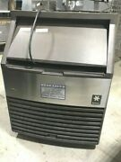 Ice Maker Cubes, Manitowoc Model Qy0214a Self Contain Unit