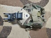 Norotos Old Style Rhino Mount Nvg Military Ach Lowering Arm Set Night Cap Crye