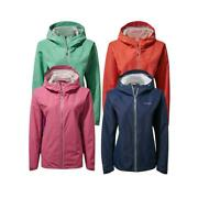 Craghoppers Atlas Expedition Waterproof Shell Jacket -various Colours And Sizes