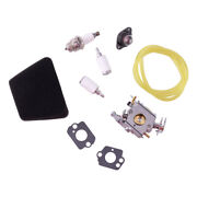 Carburetor Fuel Filter Kit Fit For Walbro 33-29 Mcculloch Mac 333 335 Chainsaw