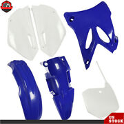 For Yz85 2002-2014 2013 Dirt Bike Replacement Plastic Kit Side Cover Fairing