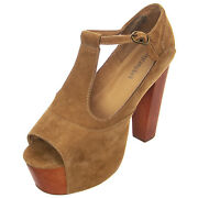 Jeffrey Campbell Foxy - Womenand039s Sandals Brown