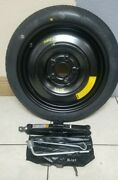 2014 2015 2016 2018 Mazda 3 Spare Tire T125/70d16 And Tool Kit Oem