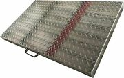 New Premium Home Griddle Cover Camp Chef Flat Top Grill Outdoor Aluminum Plate