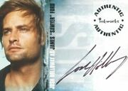 Lost Season 1 One A-2 Josh Holloway As James Sawyer Ford Autograph Card