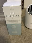 Mooka True Hepa Air Purifier For Large Room Up To 323ft² Ozone Free Air Clean...