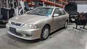 1999 Infiniti G20 Automatic Fwd Transmission Assembly With 64117 Miles