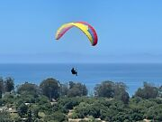 Used Ozone Rush 4 In Great Condition, Great For Intermediate Paragliding Pilots
