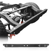 E-coating Steel Rear Cross Member Replacement Body Support Fit Jeep Cj-7 76-86