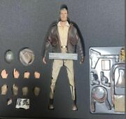 Indiana Jones Hot Toys Dx05 Raiders Of The Lost Ark 1/6scale Action Figure