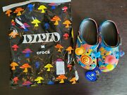 Diplo X Crocs Classic Clogin Handsize 5m/7w New In Packready To Ship