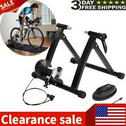 Bike Trainer Stand Bicycle Exercise Training Indoor Cycling Bike Riding Magnetic