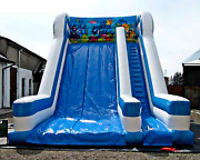 25x15x15 Commercial Inflatable Water Slide Bounce House Castle Combo Jumper Pvc