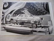 1965 Chevrolet Chevelle Ss Auto Show Display 11 X 17 Photo Picture