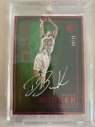 Panini Luxe Devin Booker Rc Rookie Auto Frame 08/25 Suns 🔥🔥🔥