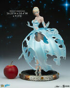 Sideshow Cinderella Statue Fairytale Fantasies J Scott Campbell New In Stock