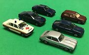 Lot Of 6 Herpa Scale 187 Vw/ford/bmw/passat/opel @ Cars Ho