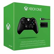 Xbox One Wireless Controller And Play And Charge Kit Without 3.5 Millimeter 7z