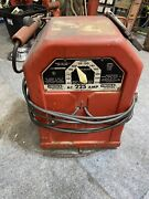 Lincoln Electric Ac-225-s Arc Welder Cleveland Ohio Usa