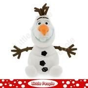 Disney Olaf The Snowman From Frozen - Plush 13 1/2 Genuine Authentic