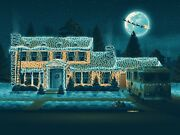 Dkng National Lampoonandrsquos Christmas Vacation Poster Print Variant Bng Mondo Xx/75