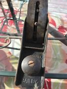 Antique Bailey Stanley Corrugated Bottom Wood Plane No. 6 Woodworking Tools 18