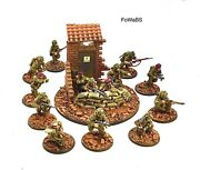 Bolt Action 28mm British Airborne Andldquo To The Last Bullet Andldquo - Painted By Fowabs.